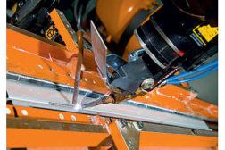 Diode lasers aluminum welding