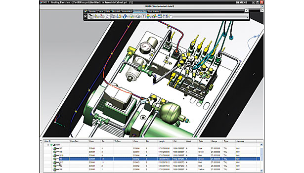 asb0713soft5 software revs up harness design 2013 07 01 assembly magazine wire harness designer jobs at bakdesigns.co