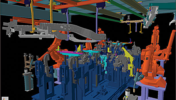 Assembly in Action: Simulation Software Speeds Design of