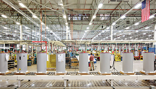 GE Revives Appliance Park | 2012-06-01 | Assembly Magazine