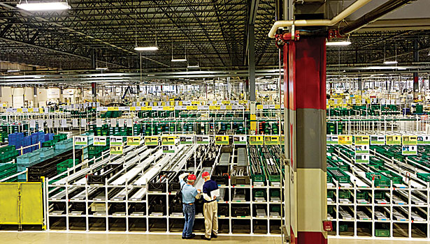 Toyota Somerset Ky >> Flow Racks Clear Growth Path for Canadian Auto Plant ...