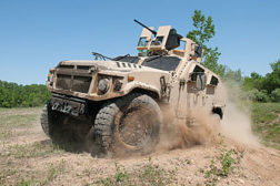 U.S. Army more aluminum and composites