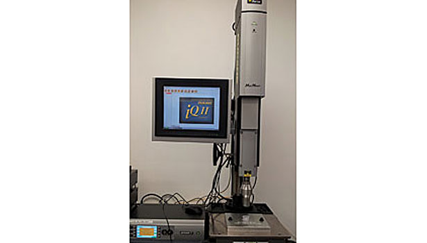 Servo-driven ultrasonic welding