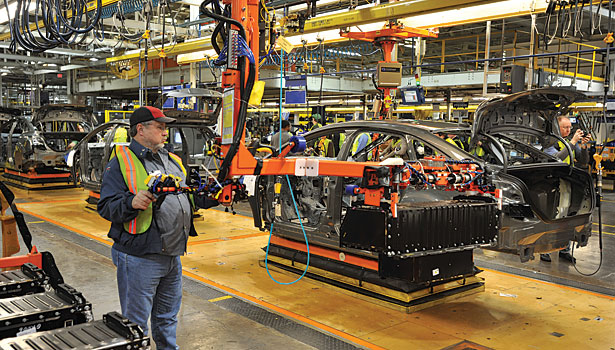 Ford Focuses On Flexibility 2012 10 01 Assembly Magazine
