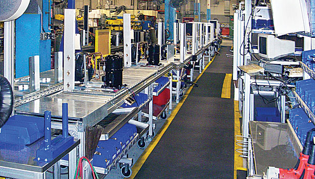 research paper assembly line Open document below is an essay on assembly lines from anti essays, your source for research papers, essays, and term paper examples.