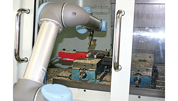 robotic arm plumbing manufacturer