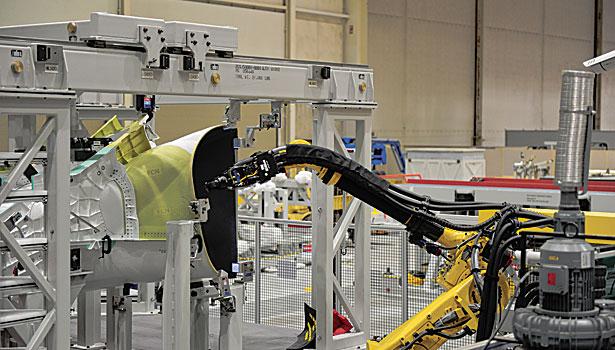 Northrop Grumman Soars With Automation | 2013-10-01 ... on