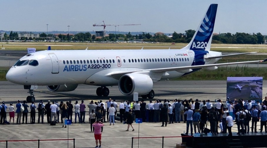 Airbus Confirms A220 Orders With JetBlue and Moxy | 2019-01