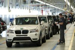 bmw assembly plant