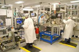 borg warner manufacturing