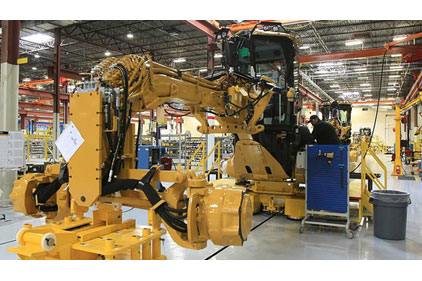 Caterpillar to Hire 100 at Georgia Assembly Plant | 2014-04-07