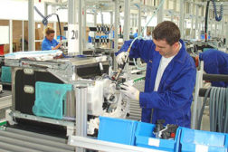 electrolux assembly plant