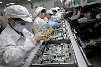 foxconn assembly
