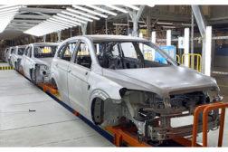 GM assembly