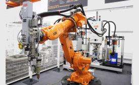 ABB welding robot 900