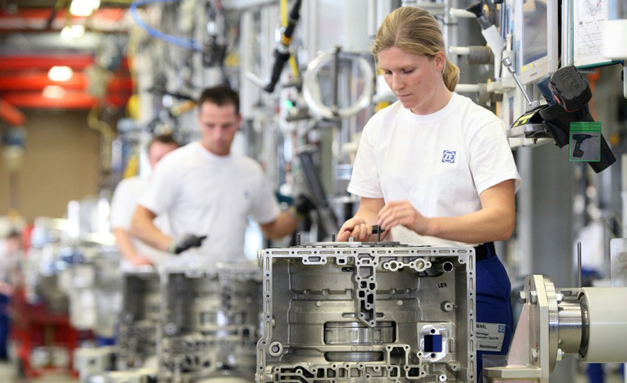 ZF manufacturing 900