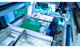 BAE electronics assembly