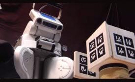 autonomous robot 900