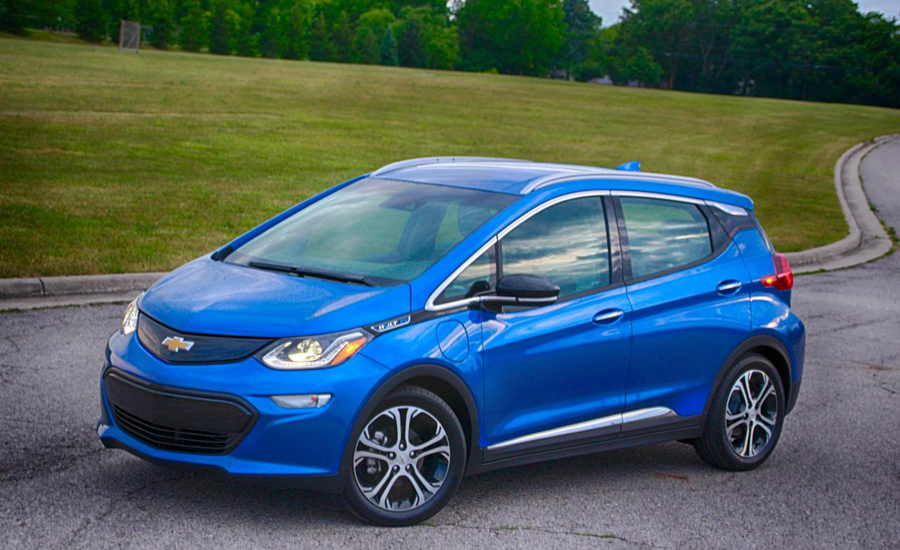chevy bolt factory service manual