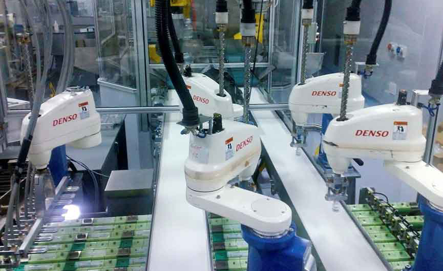 Matrox Denso Collaborate On Vision Based Robot Guidance