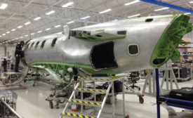Embraer manufacturing 900