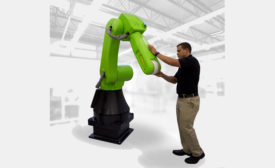 FANUC collaborative robot 900