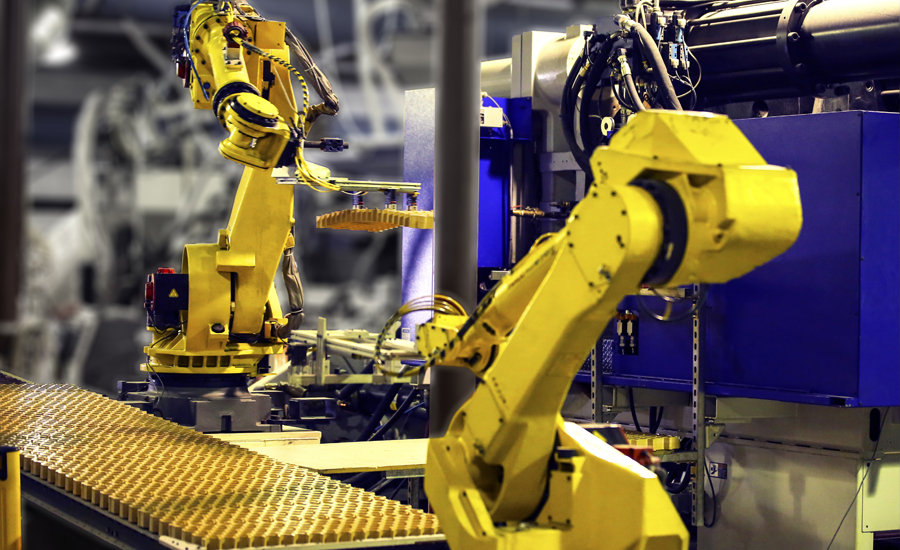 FANUC Sets Record for Robot Production in 2015 | 2016-01-08
