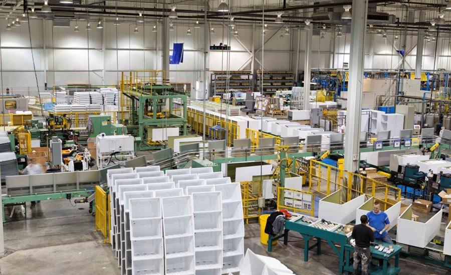 Haier To Expand Carolina Refrigerator Assembly Plant