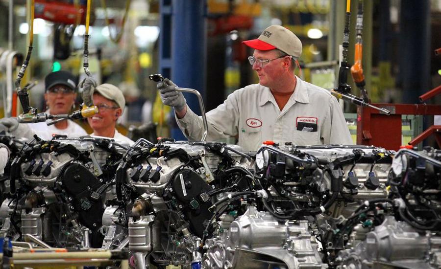 Exceptional Honda Manufacturing 900