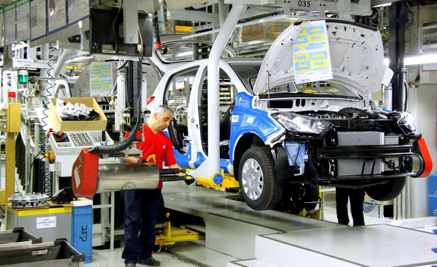 ... Alabama Manufacturing Plant. Hyundai Manufacturing 900