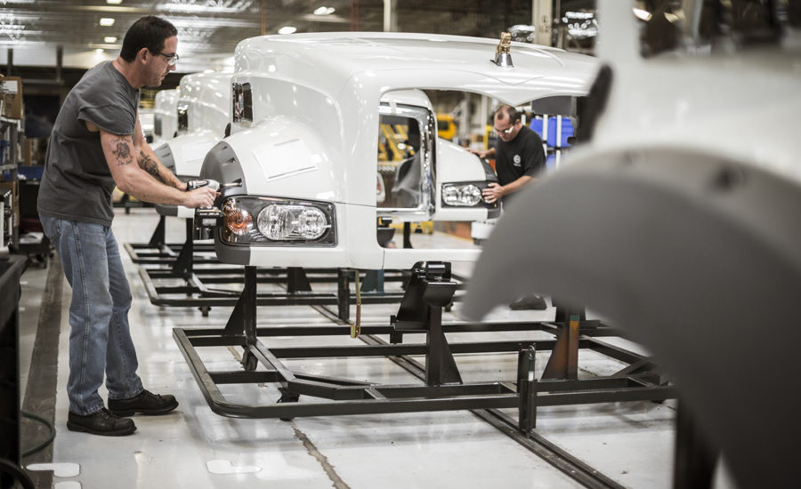 Mack Truck Workers Begin Strike at Assembly Plants in Three
