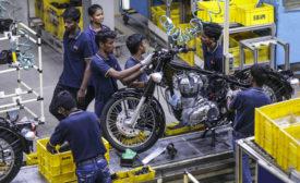 Mahindra manufacturing