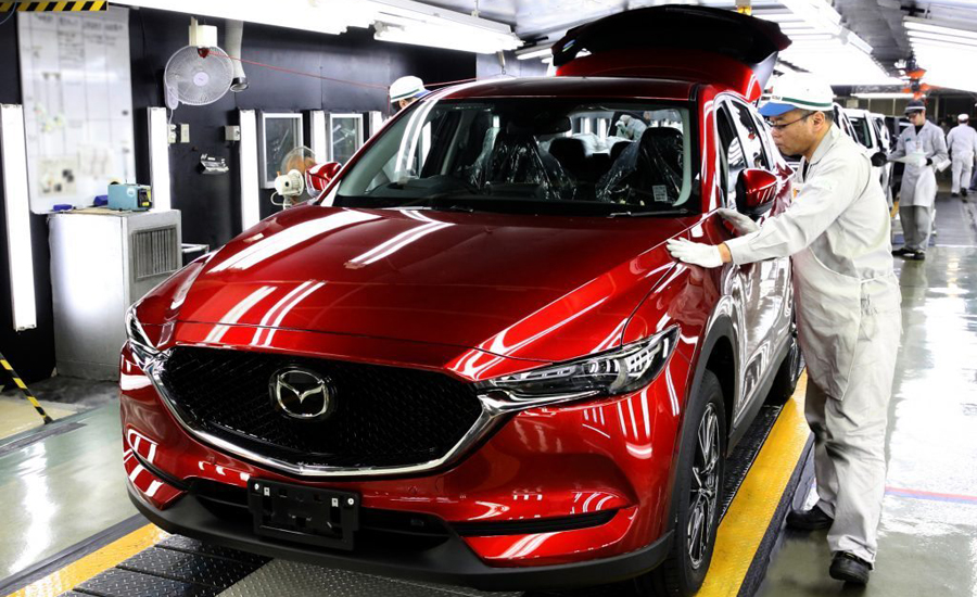 'The U.S. Is Our Highest Priority,' Says Mazda's New CEO