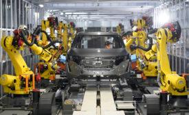 nissan smart factory