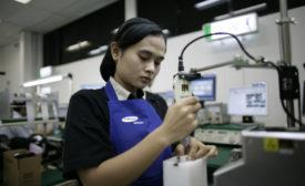 Samsung manufacturing