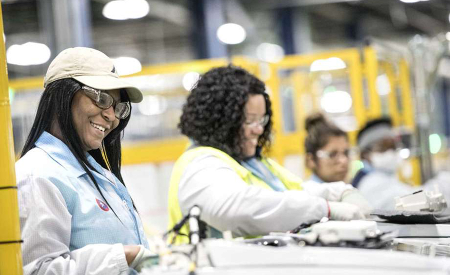 Samsung South Carolina assembly plant