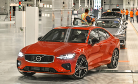 Volvo manufacturing