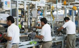 Valeo manufacturing