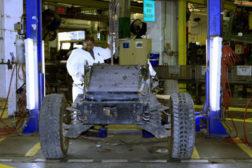 humvee assembly line