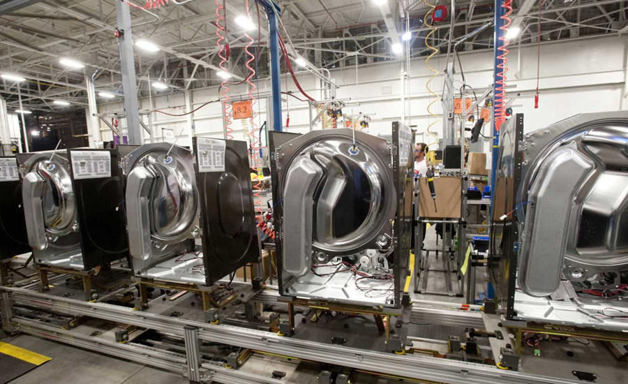 Ge Appliances Expands Production Adds 120 Workers And New