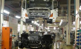 Hino truck manufacturing