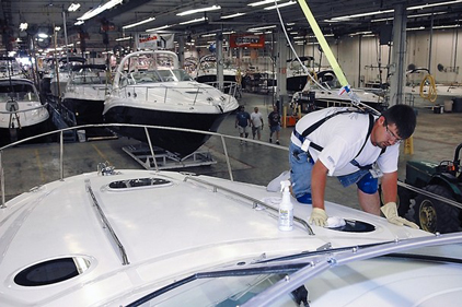 boat manufacturing