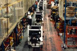 Bobcat manufacturing
