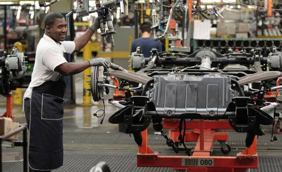 Gm extends holiday shutdown at lansing assembly plant for General motors assembly plant