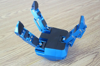 Robotic Grasp Technology Will Put An End To Clumsy Robots