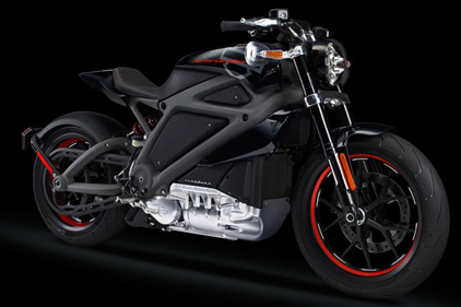 Harley electric motorcycle