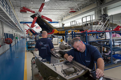 Bell Helicopter To Build New Assembly Plant In Louisiana