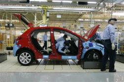 mazda assembly line