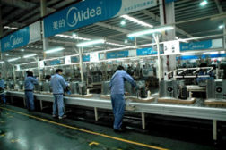 Midea appliance manufacturing