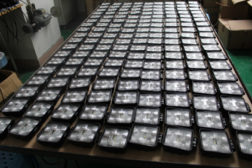 LED manufacturing